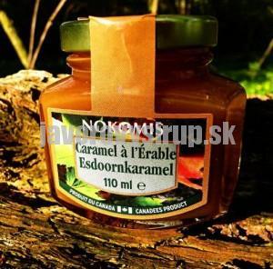 Javorový karamel 110 ml sklo