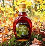BIO Javorový sirup Amber (Grade C) 250 ml