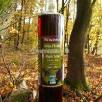 BIO Javorový sirup Amber (Grade C)750 ml