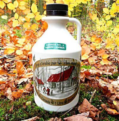 Javorovy sirup Amber 1000 ml