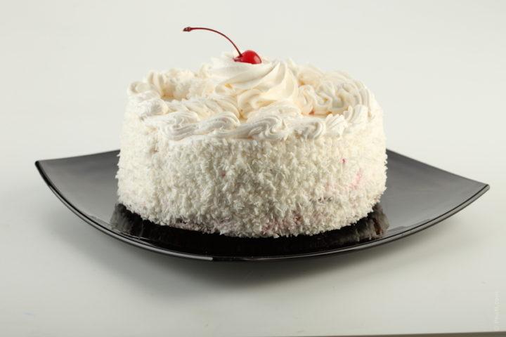 Jesenná torta s javorovou vrstvou a nadýchanou javorovou cukrovou polevou